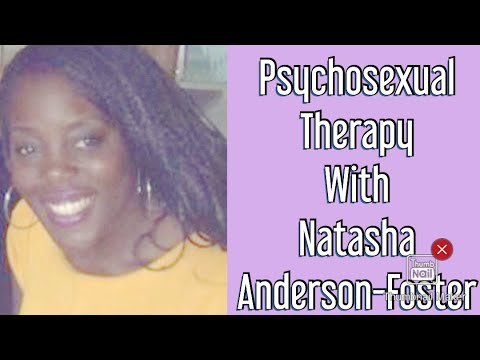 Psychosexual Therapy With Natasha Anderson-Foster | A Safe Place Podcast