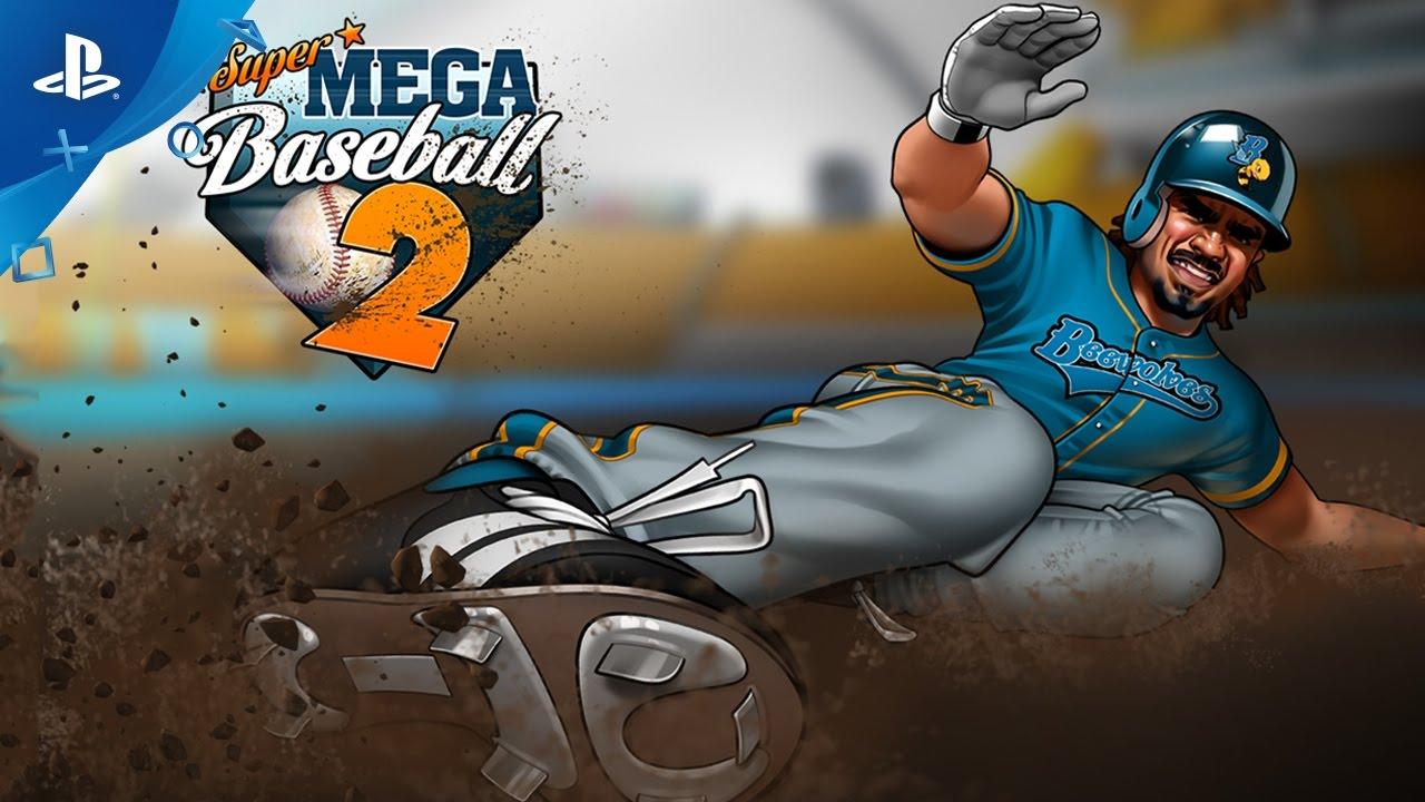 Super Mega Baseball 2 erscheint 2017 auf PS4