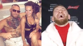 CONOR McGREGOR FUNNIEST MOMENTS in MMA