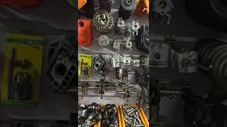 Сцепление металлическое бензо триммера 36 от компании Турлин888 - видео