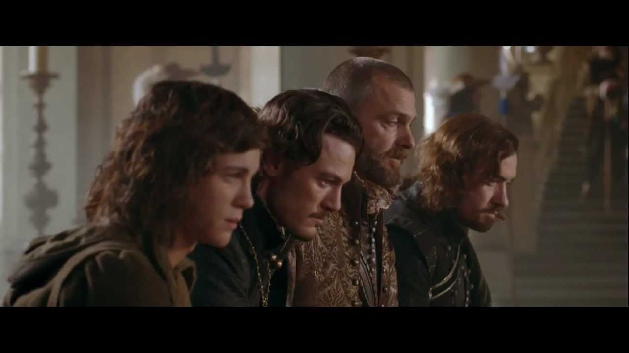Movie Trailer: The Three Musketeers (2011)