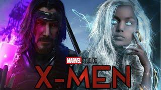 X-MEN & AVENGERS TEAM UP FILM AVENGERS 5