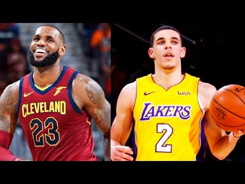 LeBron James Defends Lonzo Ball and Praises Him: 'The Kid Can Play'