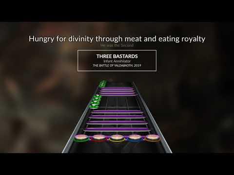 Infant Annihilator - Three Bastards (Chart Preview)