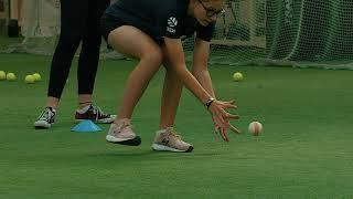 NZ Cricket Skills Videos – Short Catching Underarm Throwing