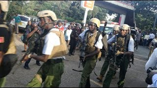 LATEST REPORT: Kenya's Elite Squad, RECCE go right after Riverside Attackers