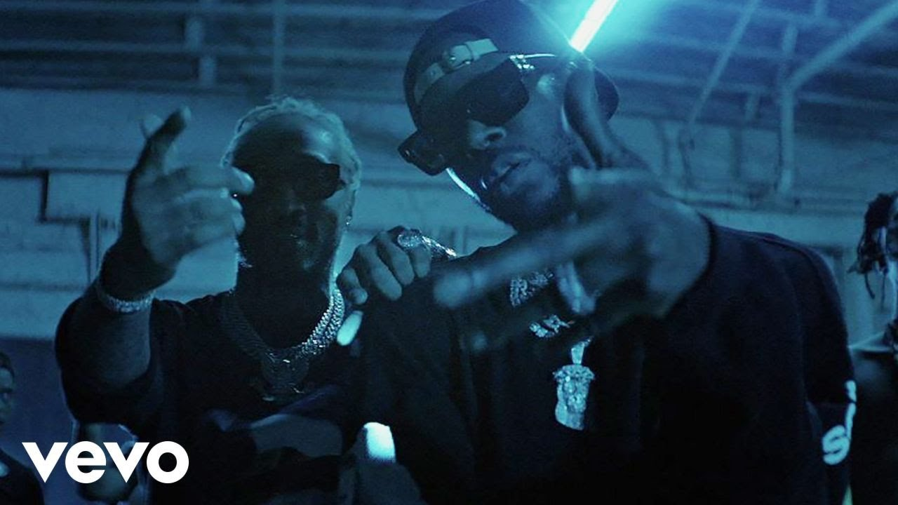 2 Chainz - Dead Man Walking Ft. Future (Official Music Video)