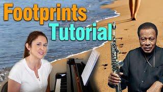 """Video thumbnail of """"Footprints For Solo Piano (subtítulos disponibles en español)"""""""