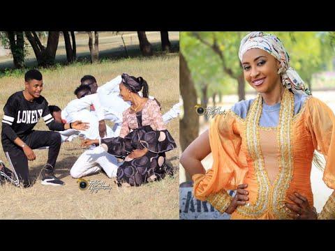 Jaruma Zanab Indomie a bakin aiki tare da Sali su Fulani