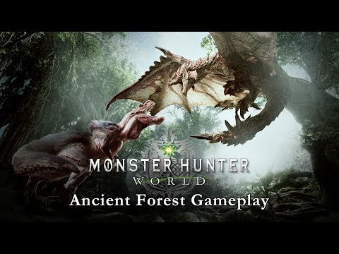 Monster Hunter: World - Ancient Forest Gameplay thumbnail