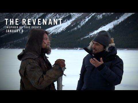 The Revenant Featurette 'Director'