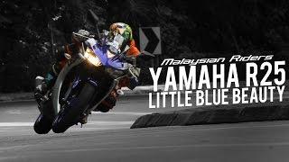 2015 Yamaha R25: Little Blue Beauty -- Ep.8