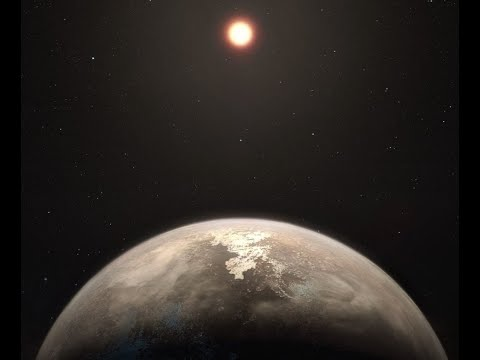 Ross 128 Nearby planet is 'excellent' target in search for life