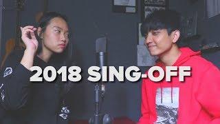 SING OFF 2018 (Meraih Bintang   Via Vallen) REZA Vs MOCHI ESKRIM