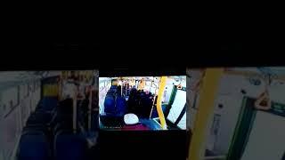 ДТП. Общественным транспортом в Казани