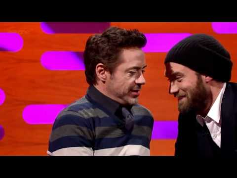 The Graham Norton Show S10E08 Jude Law, Robert Downey Jr., Alesha Dixon, Rebecca Ferguson
