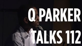 """Q Parker Talks 112 """"Only You"""" And """"Anywhere"""" // SiriusXM // The Heat"""