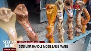 SENI UKIR HANDLE MOBIL LARIS MANIS