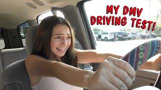 Do I Pass or Fail My DMV Driving Test!?!? | Kayla Davis