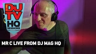Mr. C - Live @ DJ Mag HQ 2014