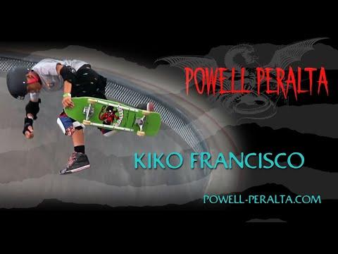 POWELL - PERALTA MINI COMPLETE SKATEBOARDS | KIKO FRANCISCO