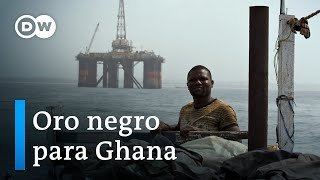 La fiebre del petróleo - Ghana sueña con el oro negro | DW Documental