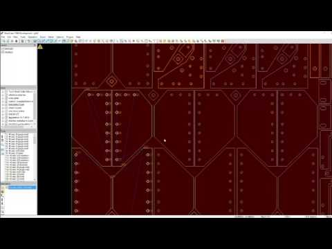 Sheetcam Tutorial 9: Picking the order of a nested cut