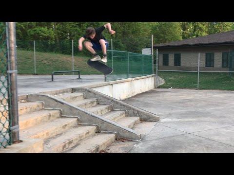 Bel Air, MD Skatepark (4k)