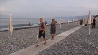 Сейчас в Сочи: футбол, потоп, мордобой и вечно прекрасное Черное море