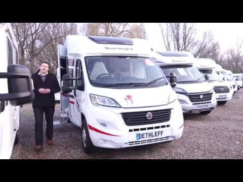 The Practical Motorhome Sunlight T60 review