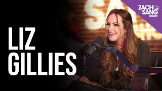 Liz Gillies Talks Dynasty, Performing w/ Ariana Grande & More