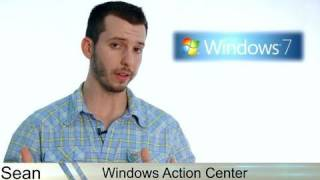 Learn Windows 7 - The Action Center