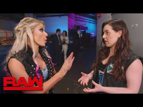 """Nikki Cross will co-host """"A Moment of Bliss"""": Raw, May 20, 2019"""