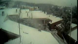 preview picture of video 'Neve a Suvereto 17 dicembre 2010'