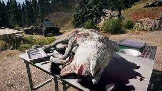 Far Cry 5 - Dinner Time - Trap a Roaming Judge Wolf in the Pen