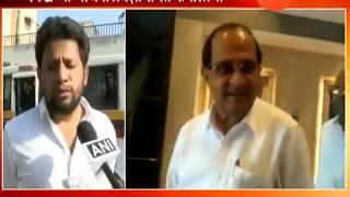 Ahmednagar BJP Candidate   Sujay Vikhe Patil On Father Radhakrishan Vikhe Patil
