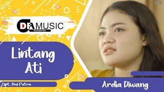 Lintang Ati   Ardia Diwang [ Pop Version   Official Music Video ]