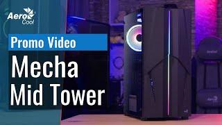 Корпус AeroCool Mecha Mid Tower - Промо Видео