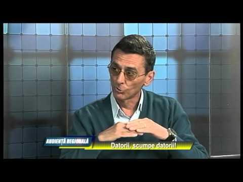 Emisiunea Audiență Regională – Ioan Ene – 16 aprilie 2015