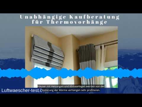 Thermovorhang Test 2019 - Die besten 5 Thermovorhänge für die Haustür oder das Wohnmobil