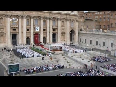 Messe du Jubilé des diacres et Angélus