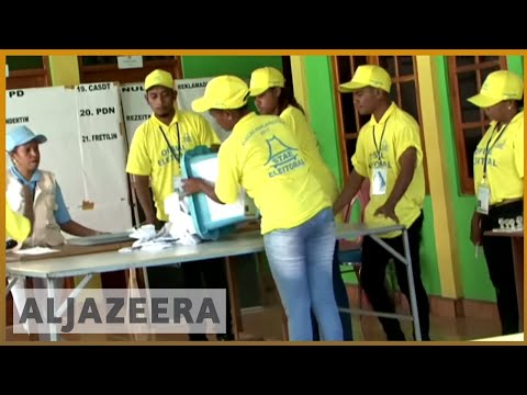 🇹🇱 East Timor elections: second vote in less than a year | Al Jazeera English