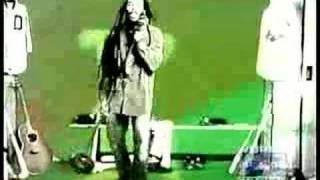 "Ziggy Marley ""Get Into The Groove"" MLB on Fox"