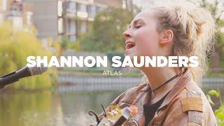 Naked Noise : Shannon Saunders : 'Atlas' (Original)