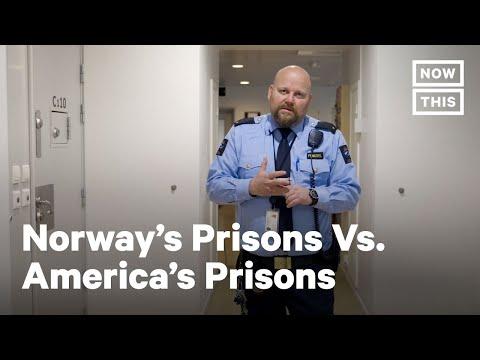 Norway Prisons VS American Prisons