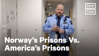 How Norways Prisons Are Different From Americas | NowThis