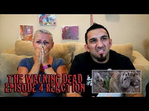 "The Walking Dead Season 8 Episode 4 ""Some Guy"" Reaction - SPOILER"