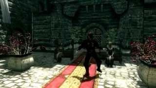 Skyrim Dance Battle