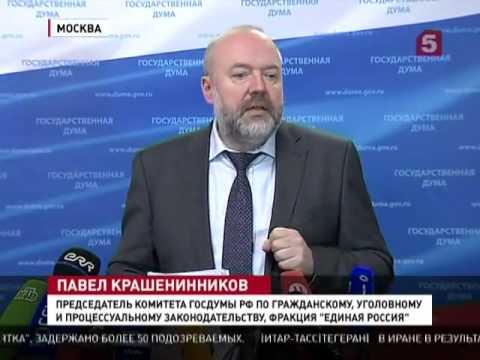 Госдума объявила амнистию в честь 20-летия Конституции России