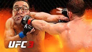 EA SPORTS UFC 3 #19 | TREINEI FEITO MONSTRO E RESULTOU